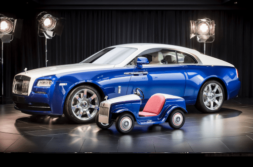 rolls royce srh The Biggest Unveil For The Smallest Rolls Royce: Rolls-Royce SRH - EAT LOVE SAVOR International luxury lifestyle magazine and bookazines