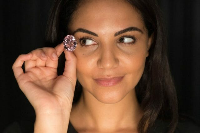 the pink star 3 Sotheby's to Sell The Pink Star, the World's Most Valuable Polished Diamond - EAT LOVE SAVOR International Luxury Lifestyle Magazine