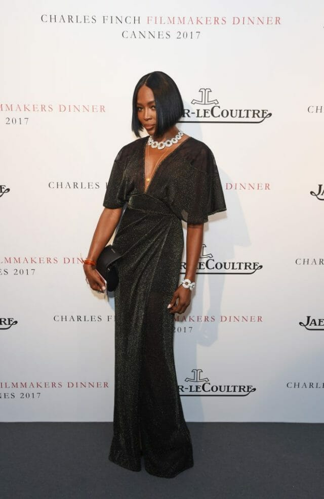 Naomi Campbell Filmmakers dinner Finch Partners and Jaeger LeCoultre. Antibes credit Getty images Jaeger-LeCoultre and Finch & Partners host the 9th Annual Filmmakers Dinner and Award - EAT LOVE SAVOR International luxury lifestyle magazine, bookazines & luxury community