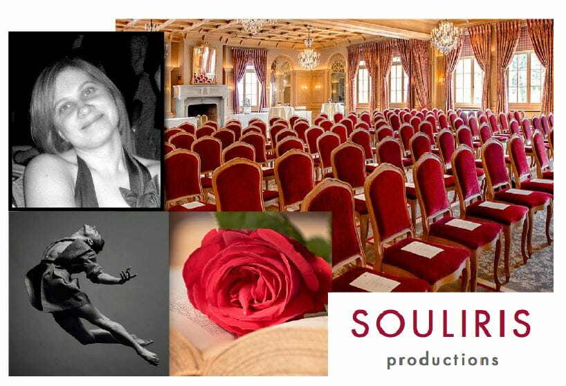 Souliris image layout A Moment With... Seraphima Bogomolova, Founder of Souliris Productions, an Independent Ballet Company in Geneva - EAT LOVE SAVOR International luxury lifestyle magazine and bookazines