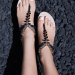 azzurra capri sandles Discover Gem Adorned Azzurra Capri Sandals - EAT LOVE SAVOR International luxury lifestyle magazine, bookazines & luxury community
