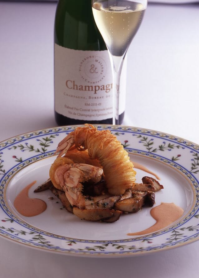 champagne and food Must-Try Champagnes, Delicious Pairings and Beautiful Flutes - EAT LOVE SAVOR International luxury lifestyle magazine, bookazines & luxury community