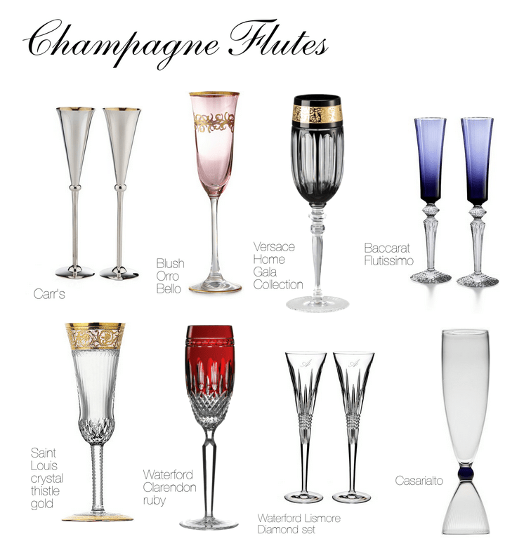 champagne flutes Must-Try Champagnes, Delicious Pairings and Beautiful Flutes - EAT LOVE SAVOR International luxury lifestyle magazine, bookazines & luxury community
