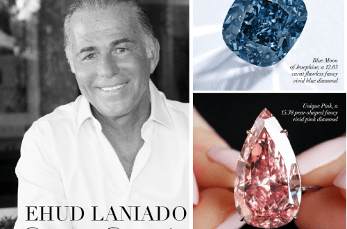 ehud laniado cora international with diamonds A Moment With... Ehud Laniado, Chairman, Cora International, an Exclusive Interview - EAT LOVE SAVOR International luxury lifestyle magazine, bookazines & luxury community