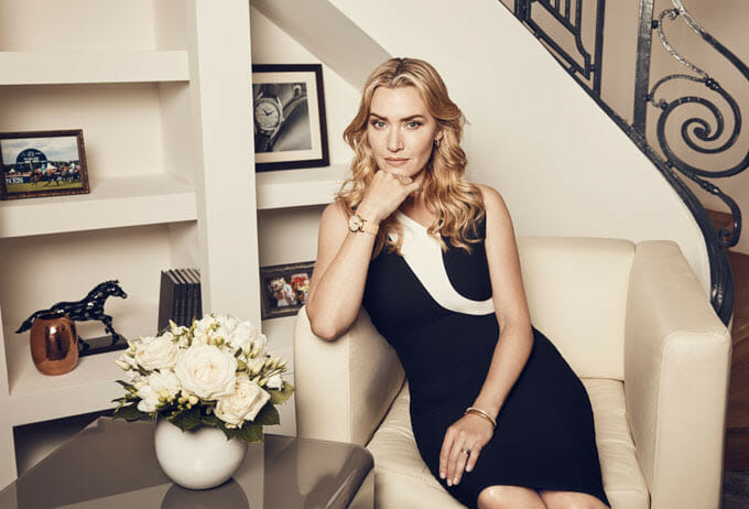 unnamed15 Kate Winslet Launches the Exclusive Flagship Heritage by Kate Winslet Timepiece in Paris - EAT LOVE SAVOR International Luxury Lifestyle Magazine