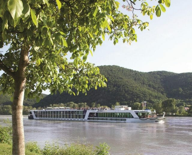 Ama Dolce Exterior Distilling the Essence: The AmaWaterways Wine-Themed Cruise - EAT LOVE SAVOR International luxury lifestyle magazine, bookazines & luxury community