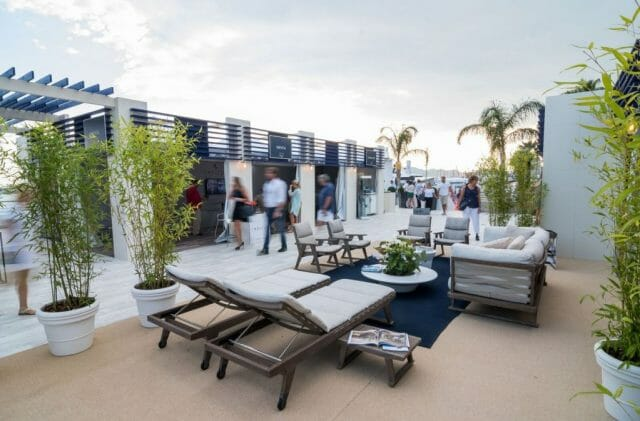 cannes yachting festival display Cannes Yachting Festival celebrates 40th Anniversary - EAT LOVE SAVOR International luxury lifestyle magazine and bookazines
