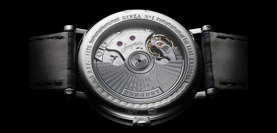 Breguet 5175 Ginza Anniversary watch Breguet Celebrates 10th Anniversary of Boutique In Ginza Japan, Unveils Special Series Of Watches - EAT LOVE SAVOR International luxury lifestyle magazine and bookazines