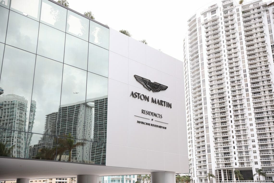 IMG 6301 Luxury residential development Aston Martin Residences breaks ground in Miami - EAT LOVE SAVOR International luxury lifestyle magazine and bookazines