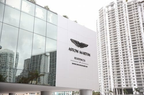 IMG 6301 Luxury residential development Aston Martin Residences breaks ground in Miami - EAT LOVE SAVOR International luxury lifestyle magazine, bookazines & luxury community