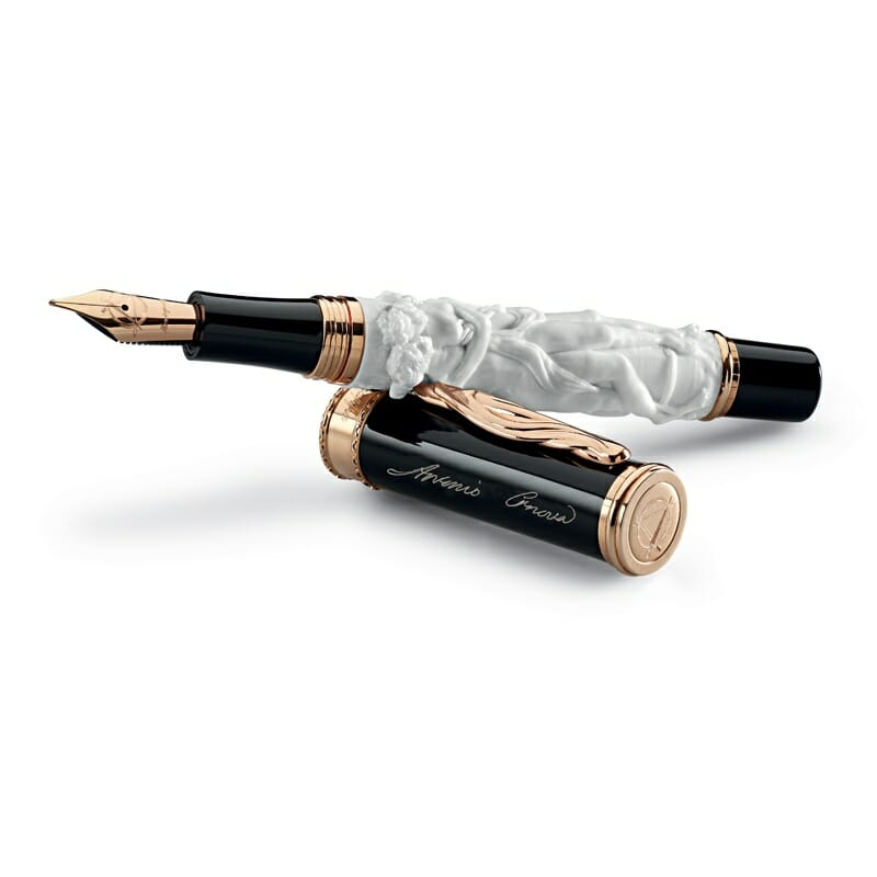 montegrappa canova pen Discover Montegrappa Genio Creativo series limited edition inspired by sculptor Antonio Canova - EAT LOVE SAVOR International luxury lifestyle magazine, bookazines & luxury community