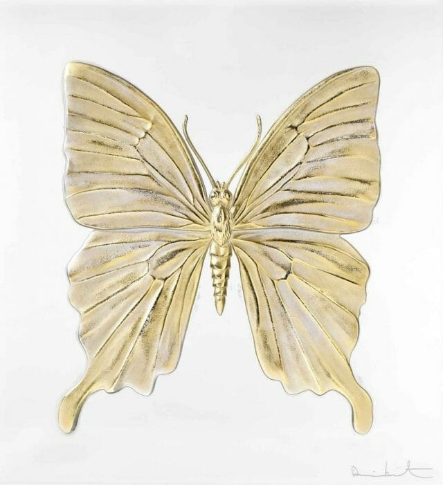 Photographed by Prudence Cuming Associates © Damien Hirst and Lalique, 2015