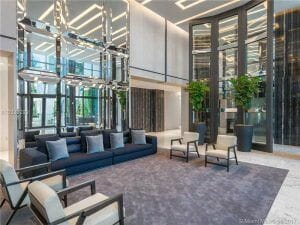 continuum lobby Luxury Living in Florida: 5 Property Listings for Luxe Beach Lifestyle - EAT LOVE SAVOR International luxury lifestyle magazine and bookazines