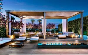 gran paraiso rooftop Luxury Living in Florida: 5 Property Listings for Luxe Beach Lifestyle - EAT LOVE SAVOR International luxury lifestyle magazine and bookazines