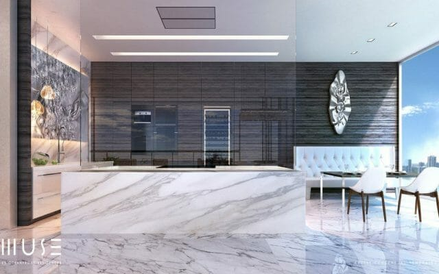 muse kitchen Luxury Living in Florida: 5 Property Listings for Luxe Beach Lifestyle - EAT LOVE SAVOR International Luxury Lifestyle Magazine