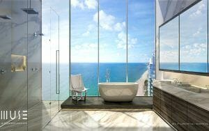 muse master bathroom Luxury Living in Florida: 5 Property Listings for Luxe Beach Lifestyle - EAT LOVE SAVOR International Luxury Lifestyle Magazine