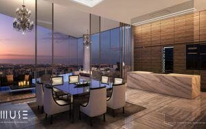 muse west residence interior Luxury Living in Florida: 5 Property Listings for Luxe Beach Lifestyle - EAT LOVE SAVOR International Luxury Lifestyle Magazine