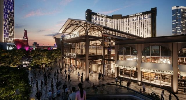 20170727 Park MGM Market CamB Old Roots, New Leaves: The New Park MGM Las Vegas - EAT LOVE SAVOR International luxury lifestyle magazine and bookazines