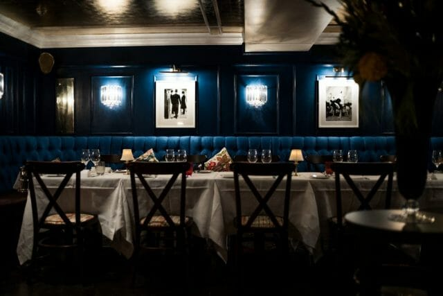 Alberts club Blue Private Member's Club Albert's Opens for a Limited Time to Non-Members - EAT LOVE SAVOR International Luxury Lifestyle Magazine