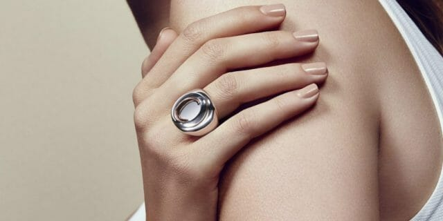 Christofle ring collection c baguechevaliere 06761149 8 Beautiful Things: Christofle Sterling Silver + Gilted Rose Gold Signet Ring - EAT LOVE SAVOR International luxury lifestyle magazine and bookazines