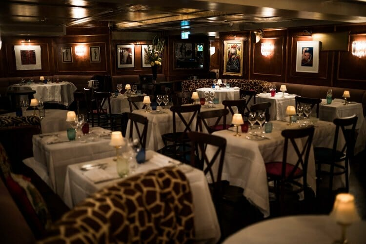 alberts club dining room Private Member's Club Albert's Opens for a Limited Time to Non-Members - EAT LOVE SAVOR International Luxury Lifestyle Magazine