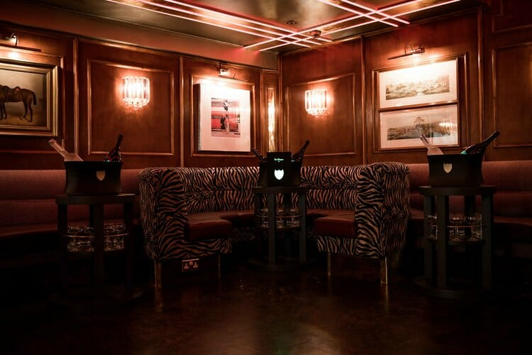 alberts club interior Private Member's Club Albert's Opens for a Limited Time to Non-Members - EAT LOVE SAVOR International luxury lifestyle magazine and bookazines
