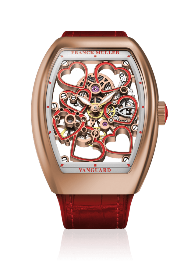 Franck Muller Vanguard watch Time for Her: Editor Selects Luxury Watches for Women - EAT LOVE SAVOR International luxury lifestyle magazine, bookazines & luxury community