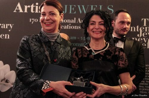 IMG 6853 Artistar Jewels 2018 Winners: Contemporary jewelry protagonist of the Milan Fashion Week - EAT LOVE SAVOR International luxury lifestyle magazine and bookazines