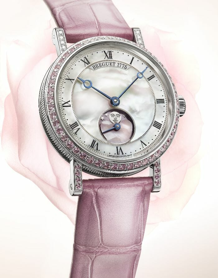 breguet classique 14 pieces Time for Her: Editor Selects Luxury Watches for Women - EAT LOVE SAVOR International luxury lifestyle magazine, bookazines & luxury community