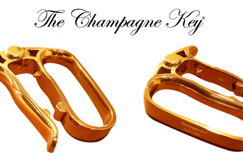 champagne keys Functional Luxury: Discover The Champagne Key - EAT LOVE SAVOR International Luxury Lifestyle Magazine