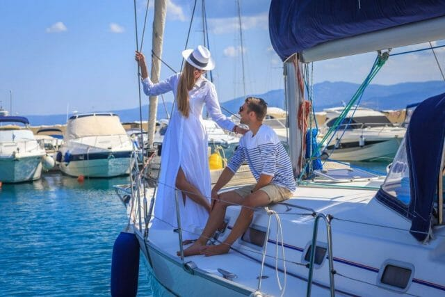 miraggio spa yachting Beach Marina Couple 24 of 31 result Wellness for Yacht Owners: Moor at Miraggio Thermal Spa Resort - EAT LOVE SAVOR International luxury lifestyle magazine and bookazines