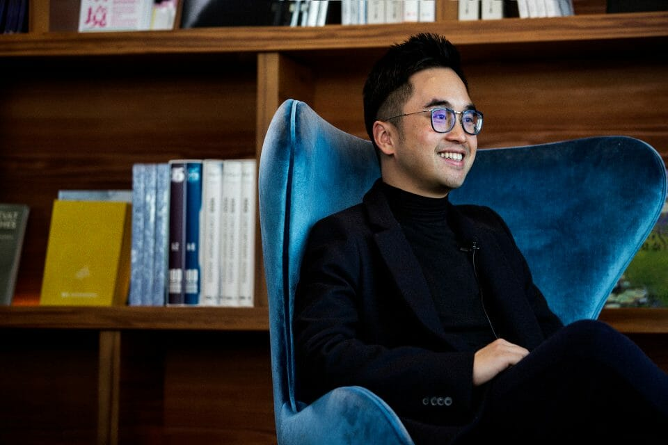 Adrian Cheng Shanghai Adrian Cheng's LUXBA Group And Luxury Footwear Label, Sergio Rossi, Announce New Growth Collaboration - EAT LOVE SAVOR International Luxury Lifestyle Magazine