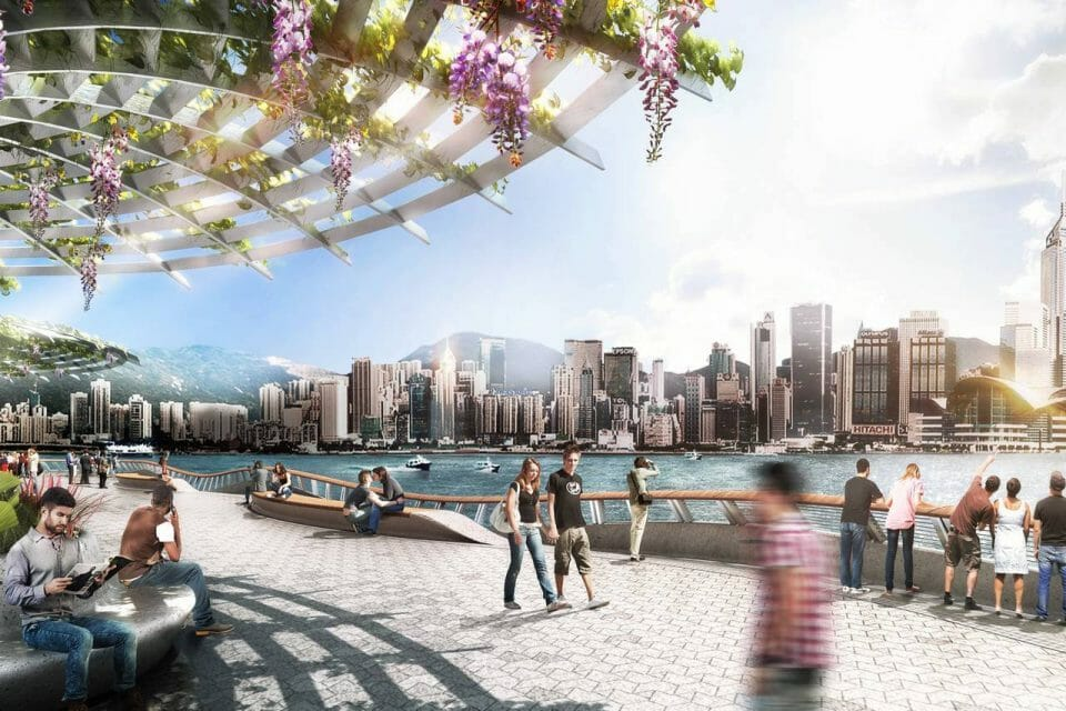 BN UC544 NEWWOR M 20170702163308 Hong Kong's New, Creative Heart: Victoria Dockside, The $2.6 Billion USD Art And Design District - EAT LOVE SAVOR International luxury lifestyle magazine, bookazines & luxury community