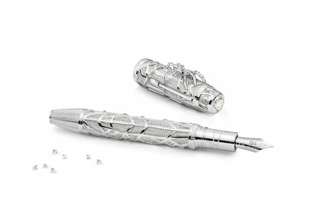 MB Spider LE1 2 A Luxury Duality: Montblanc High Artistry Heritage Metamorphosis Limited Editions - EAT LOVE SAVOR International luxury lifestyle magazine, bookazines & luxury community