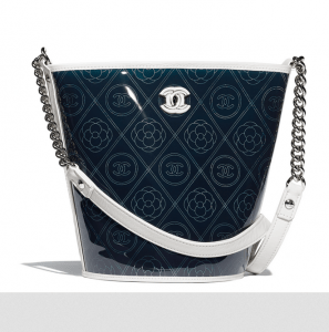 chanel bucket bag Gabrielle Handbag collection by Karl Lagerfeld ingrained with Coco Chanel's Spirit - EAT LOVE SAVOR International luxury lifestyle magazine and bookazines