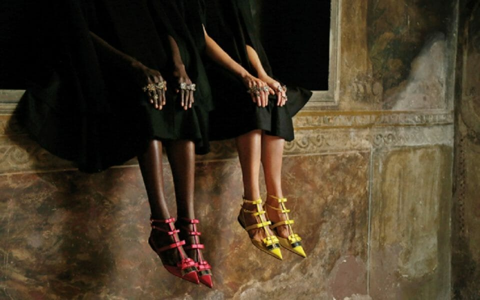 sergio rossi spring 20189 Adrian Cheng's LUXBA Group And Luxury Footwear Label, Sergio Rossi, Announce New Growth Collaboration - EAT LOVE SAVOR International Luxury Lifestyle Magazine