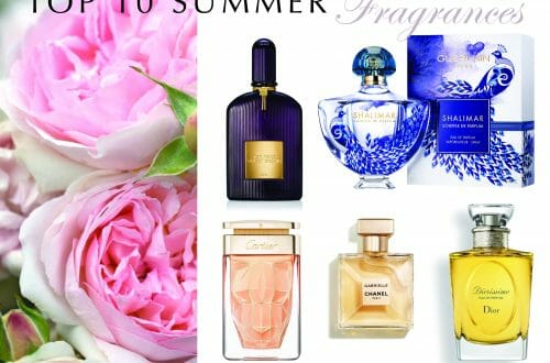 TOP 10 SUMMER fragrances Top 10 Summer Fragrances for Women - EAT LOVE SAVOR International luxury lifestyle magazine and bookazines