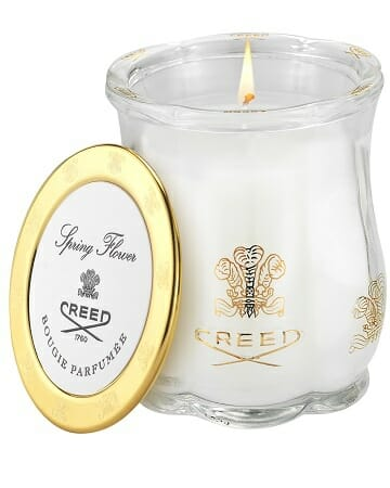 creed spring flower candle Lovely Luxury Gifts for Her - EAT LOVE SAVOR International luxury lifestyle magazine and bookazines