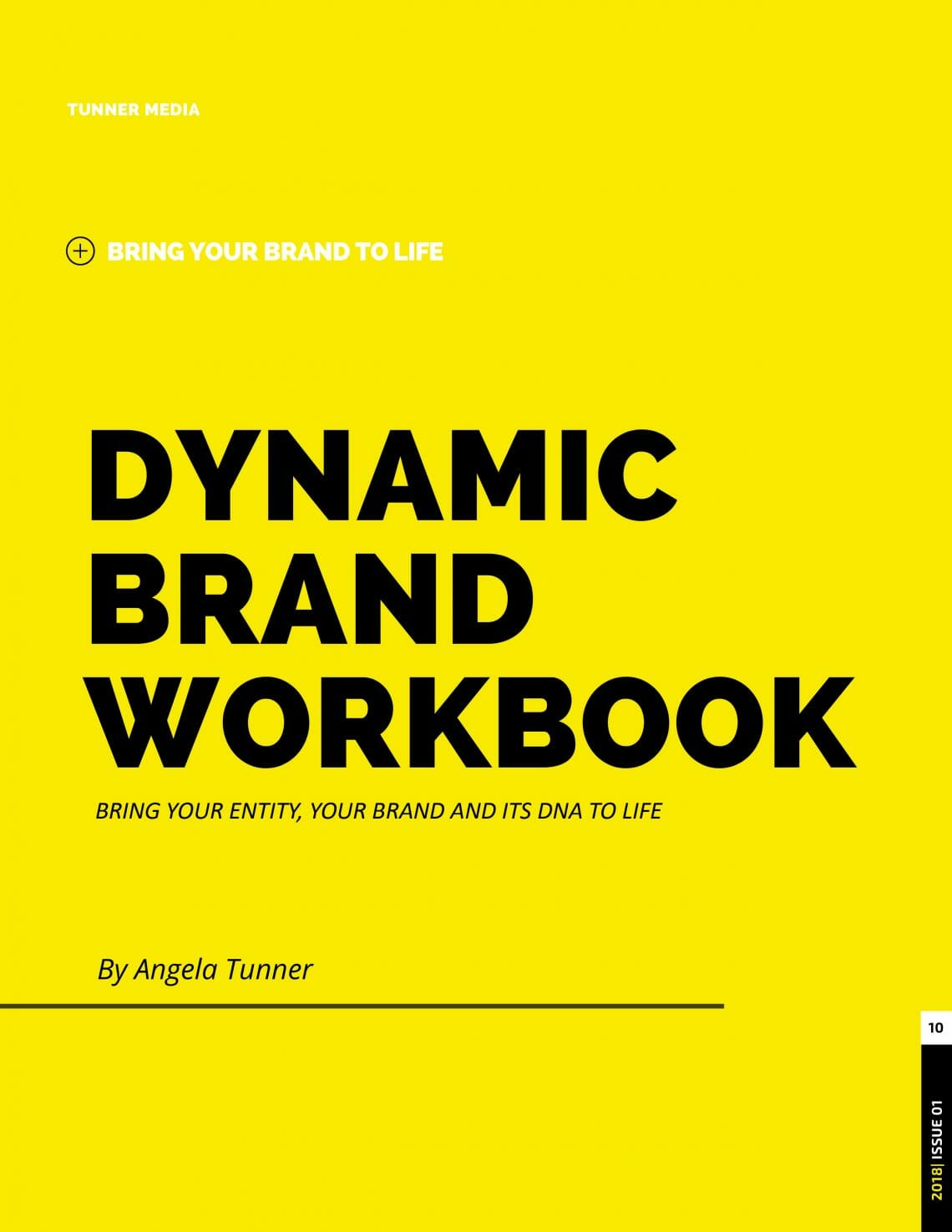 dynamicbrand workbook cover DynamicBrand Workbook: the book to develop brand entity and voice - EAT LOVE SAVOR International luxury lifestyle magazine, bookazines & luxury community