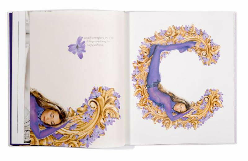 physical poetry book2 The Beauty of Physical Poetry - EAT LOVE SAVOR International Luxury Lifestyle Magazine