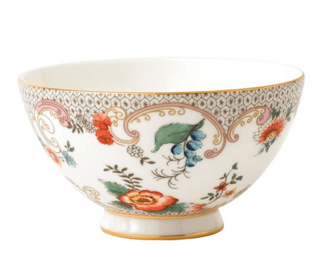 wedgwood rococo bowl Lovely Luxury Gifts for Her - EAT LOVE SAVOR International luxury lifestyle magazine and bookazines