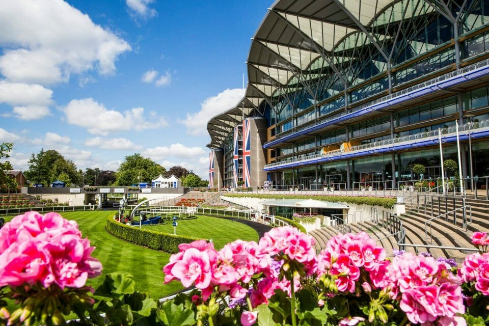 royal ascot with flowers Royal Ascot: Anticipated Event of the Summer Season - EAT LOVE SAVOR International Luxury Lifestyle Magazine