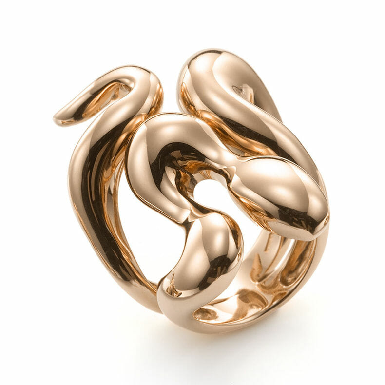 mattioli ring eden man10301 banner center 1 Weft and Woven Mattioli Timeless Contemporary Rings Made in Italy - EAT LOVE SAVOR International Luxury Lifestyle Magazine