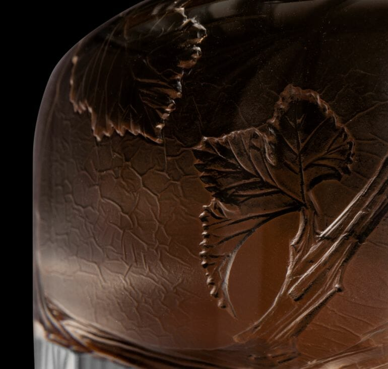 Niepoort in Lalique Decanter Zoom Landmark Collaboration Between Lalique And Niepoort Celebrates One Of The Rarest, Finest Port Wines Left In The World - EAT LOVE SAVOR International luxury lifestyle magazine and bookazines