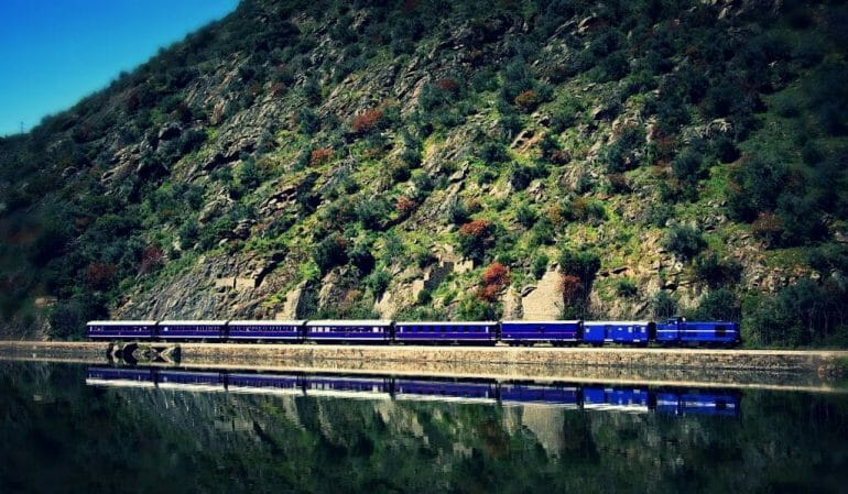 The Presidential Train Escape to Six Senses Douro - EAT LOVE SAVOR International luxury lifestyle magazine, bookazines & luxury community