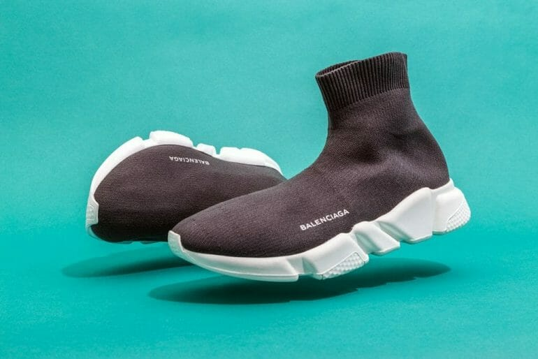 balenciaga luxury sneakers 2018 The 15 Best Luxury Brands Online this Year - EAT LOVE SAVOR International luxury lifestyle magazine, bookazines & luxury community