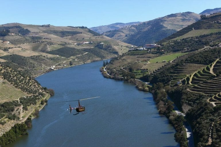 heligourmet tour Escape to Six Senses Douro - EAT LOVE SAVOR International luxury lifestyle magazine, bookazines & luxury community