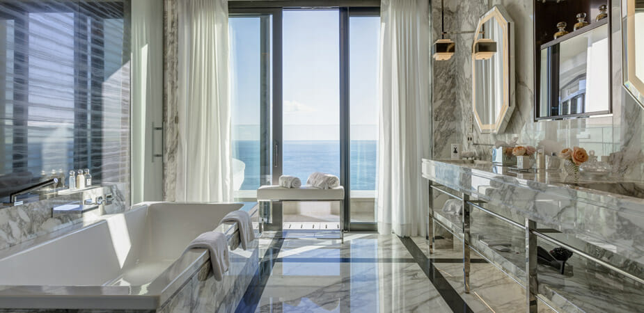 monaco SUITE PRINCESSE GRACE 5 A Guide to Monaco's Top Suites: Private Butlers, Walk-In Wardrobes and Complimentary Mini-Bars - EAT LOVE SAVOR International luxury lifestyle magazine, bookazines & luxury community