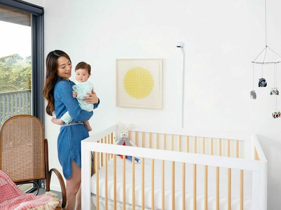 smart baby camera for Millennial Parents