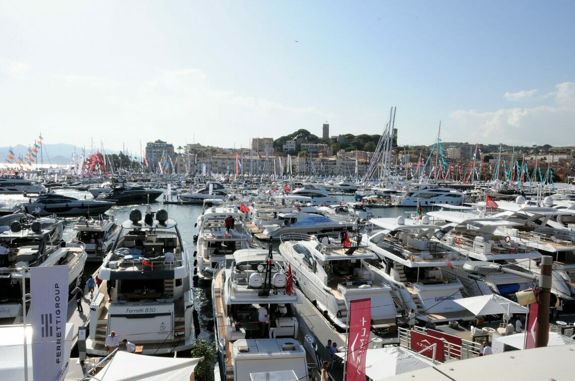 Cannes yacht show - eat love savor - luxury lifestyle magazine